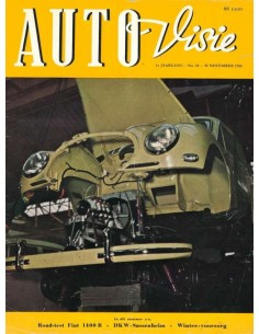 1956 AUTOVISIE MAGAZINE 24 DUTCH