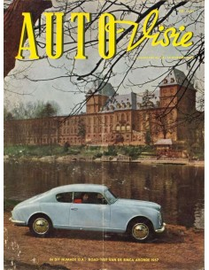 1956 AUTOVISIE MAGAZINE 25 DUTCH