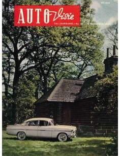 1957 AUTOVISIE MAGAZIN 23 NIEDERLÄNDISCH