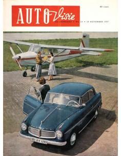 1957 AUTOVISIE MAGAZIN 24 NIEDERLÄNDISCH