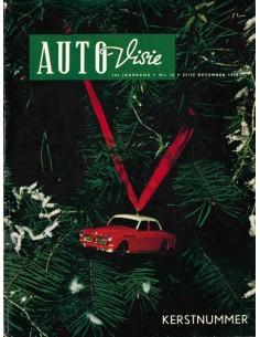 1958 AUTOVISIE MAGAZIN 26 NIEDERLÄNDISCH
