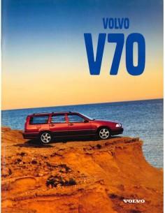 1997 VOLVO V70 BROCHURE NEDERLANDS