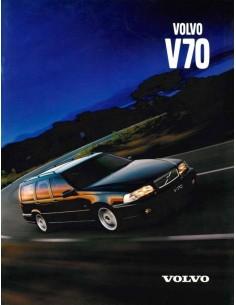 1998 VOLVO V70 BROCHURE DUTCH