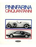 PININFARINA - CINQUANTANMI - SERGIO PININFARINA & RENZO CARLI - BOOK