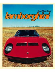 LAMBORGHINI - JEAN-MARC BOREL - BOOK