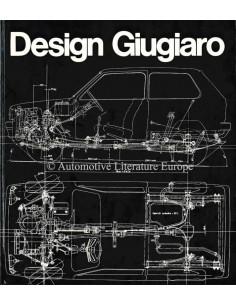 1980 - DESIGN GIUGIARO - BOEK - ENGELS / ITALIAANS