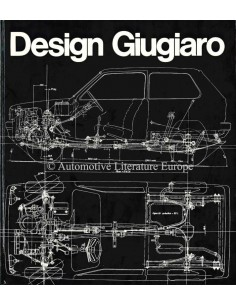 1980 - DESIGN GIUGIARO - BOOK - ENGLISH / ITALIAN