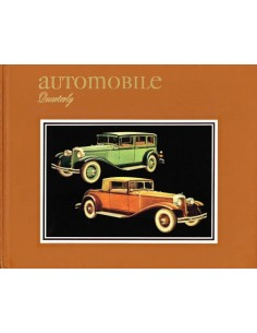 1995 AUTOMOBILE QUARTERFLY VOL.32 NO.4 ENGLISCH