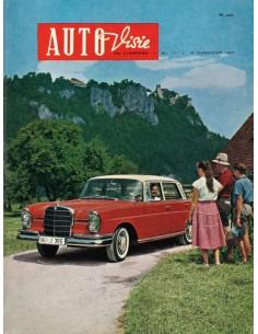 1959 AUTOVISIE MAGAZIN 17 NIEDERLÄNDISCH