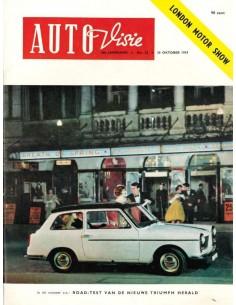 1959 AUTOVISIE MAGAZINE 22 DUTCH