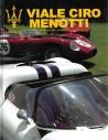 2004 MASERATI VIALE CIRO MENOTTI HARDCOVER MAGAZIN ENGLISCH
