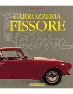 CARROZZERIA FISSORE - PAOLO FISSORE - BOOK