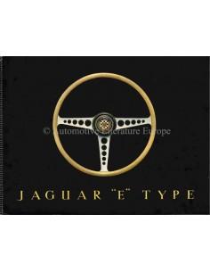 1961 JAGUAR E TYP 3.8 LITRE PROSPEKT ENGLISH