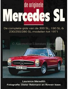 MERCEDES SL - LAURENCE MEREDITH - BOOK - DUTCH