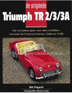 TRIUMPH TR 2/3/3A - BILL PIGGOTT - BUCH -NIEDERLÄNDISCH