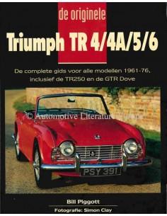 TRIUMPH TR 4/4A/5/6 - BILL PIGGOTT - BOEK - NEDERLANDS