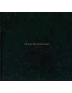2011 DE TOMASO DEAUVILLE II HARDCOVER PROSPEKT ENGLISCH
