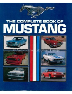 THE COMPLETE BOOK OF MUSTANG - BUCH