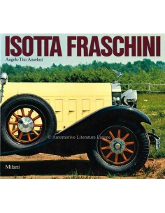 ISOTTA FRASCHINI - I DEFINITIVI - ANGELO TITO ANSELMI - BOOK