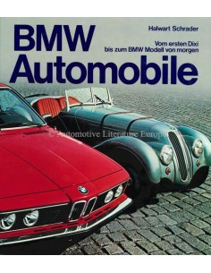 BMW AUTOMOBILE - HALWART SCHRADER - BUCH