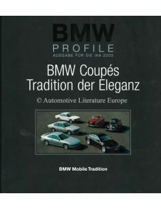 BMW PROFILE 7: BMW COUPÉS, TRADITION DER ELEGANZ - WALTER ZEICHNER - BUCH