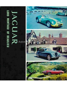 JAGUAR - LORD MONTAGU OF BEAULIEU - BUCH
