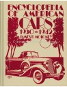 ENCYCLOPEDIA OF AMERICAN CARS 1930-1942 - JAMES H. MALONEY - BOOK