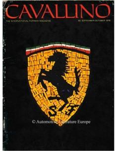 1978 FERRARI CAVALLINO MAGAZINE USA 1