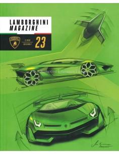 2018 LAMBORGHINI MAGAZINE 23 ITALIAN