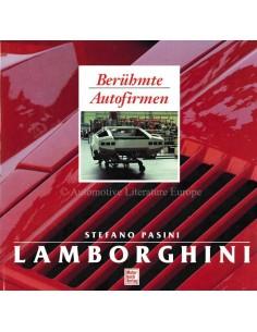BERÜHMTE AUTOFIRMEN: LAMBORGHINI - STEFANO PASINI - BOEK