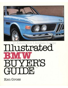 ILLUSTRATED BMW BUYERS GUIDE - KEN GROSS - BOOK