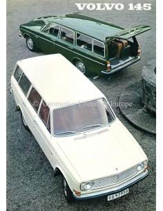 1968 VOLVO 145 BROCHURE NEDERLANDS
