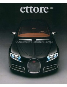 2010 THE OFFICIAL BUGATTI ETTORE MAGAZINE 6 ENGLISH