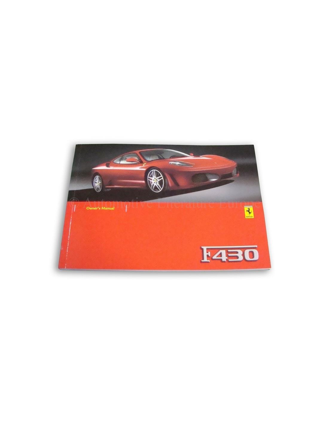 Service Manual 2006 Ferrari F430 Radio Replacement 2006 Ferrari F430 Body Repair Procedures