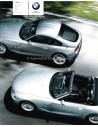 2008 BMW Z4 ROADSTER & COUPE BROCHURE GREEK