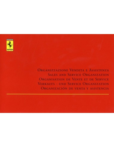 1999 VERKOOP & SERIVCE ORGANISATIE INSTRUCTIEBOEKJE 1465/99