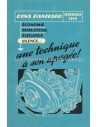 1959 PANHARD DYNA BROCHURE FRENCH