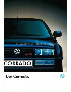 1991 VOLKSWAGEN CORRADO VR6 PROSPEKT NIEDERLÄNDISCH