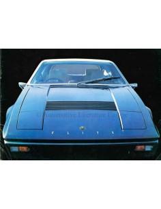 1974 LOTUS ELITE PROSPEKT
