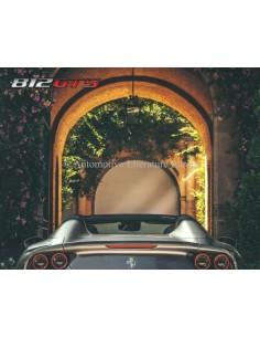 2019 FERRARI 812 GTS PORTFOLIO ENGLISCH