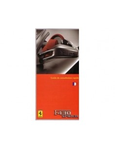 2005 FERRARI F430 SPIDER OWNERS MANUAL FRENCH