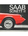 1966 SAAB SONETT PROSPEKT ENGLISCH