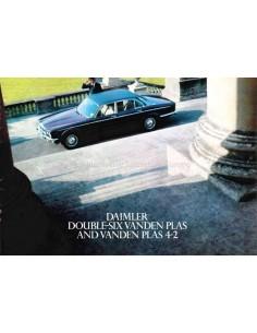 1976 DAIMLER DOUBLE-SIX VANDEN PLAS / VANDEN PLAS 4.2 PROSPEKT ENGLISCH