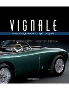 VIGNALE - MASTERPIECES OF STYLE - LUCIANO GREGGIO - GIORGIO NADA EDITORE BOOK