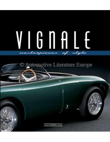 VIGNALE - MASTERPIECES OF STYLE - LUCIANO GREGGIO - GIORGIO NADA EDITORE BOEK