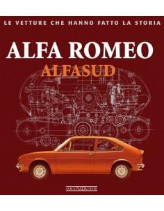 ALFA ROMEO ALFASUD - GIORGIO NADA EDITORE BOOK