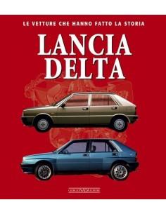 LANCIA DELTA - FRANCESCO PATTI - GIORGIO NADA EDITORE BOOK
