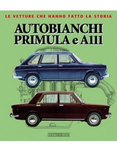 AUTOBIANCHI PRIMULA E A111 - MARCO VISANI - GIORGIO NADA EDITORE BOEK