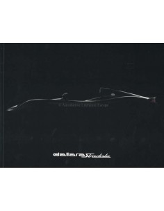 2020 DALLARA STRADALE BROCHURE ITALIAN / ENGLISH