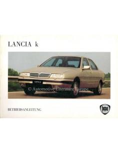 1994 LANCIA KAPPA BETRIEBSANLEITUNG DEUTSCH